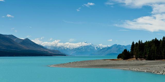 Nya Zeeland – en tur runt sydön