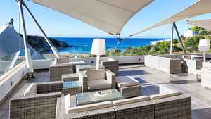 5 bekväma hotell i grekiska övärlden