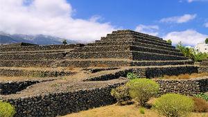 Visste du att Teneriffa faktiskt har egna pyramider?
