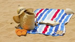 Solsken, värme och semesterlunk till salu