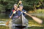 Naturpaket med kanotpaddling & picknick