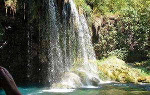 Kursunlu vattenfall