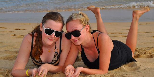 Sola och kom i form på Fuerteventura