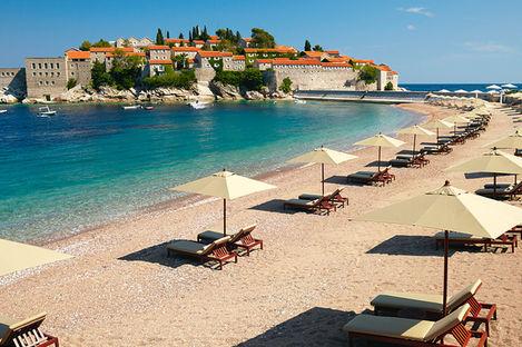 Budva – Montenegros badpärla