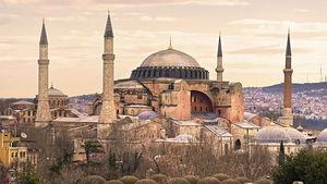 En av världens mest kända byggnader.