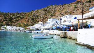 Res till Kreta i september