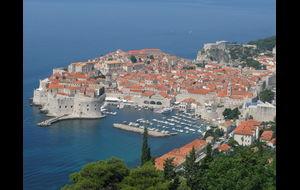 Världens vackraste stad - Dubrovnik