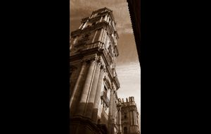 málagas katedral