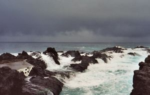 Oväder på Teneriffa/Puerto de la Cruz