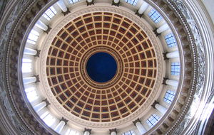 Taket i Capitolio