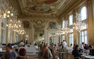 Musée d'Orsays café