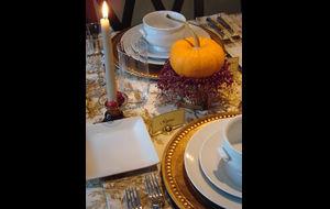 I väntan på Thanksgiving middag