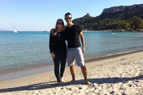 Vandra på sagolika södra Sardinien