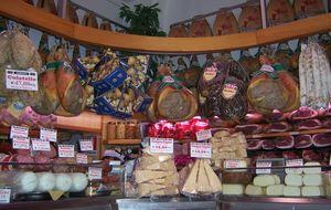 Parma skinkor