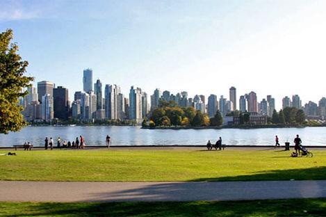 Vancouver – den ultimata metropolen