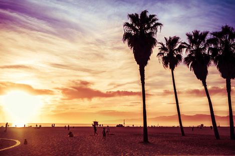 Los Angeles + Stockholm = sant