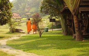 fantastiskt vackra färger!  (Min och Marcus backpacker resa i Asien 3 månader 2006)