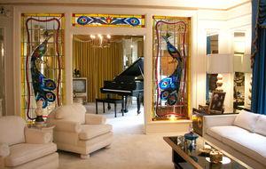 Elvis vardagsrum