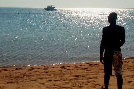 Det här är heta Hurghada