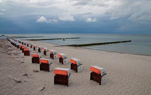 Strandkorgar
