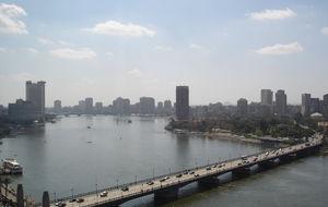 Nilen och pyramiderna
