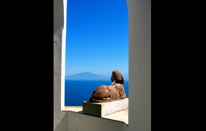 Sfinxen, Villa San Michele