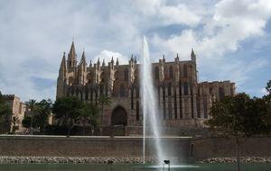 La Seu, den underbara Katedralen.