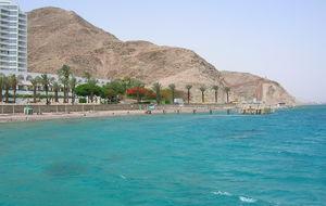 Vår i Eilat