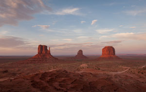 Monument Valley at Sundown