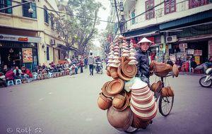 Vintage Hanoi