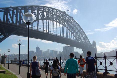 Storstadsfavoriten Sydney