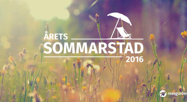 I morgon presenteras vinnaren av Årets Sommarstad 2016