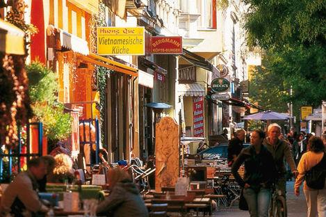 Utvalda shoppingtips i Berlin