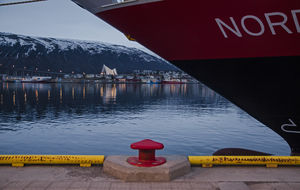 Natt i Tromsø