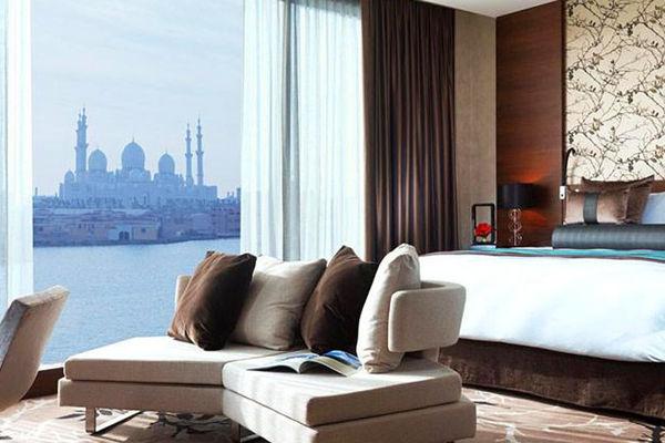 Foto: Fairmont Bab Al Bahr Abu Dhabi