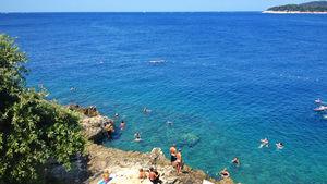 Pula är en mysig ort i Istrien.