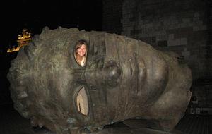 Huvudet på Krakows torg