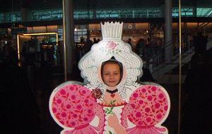 En riktig prinsessa