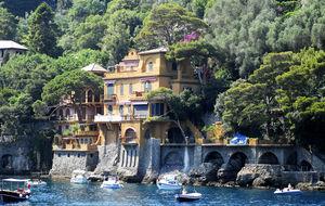 Husen vid vattnet