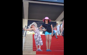 Mina tjejer på röda mattan i Cannes!