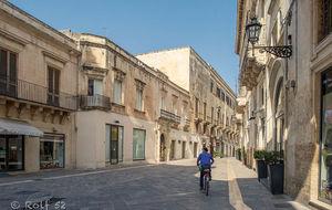 I Lecces gränder