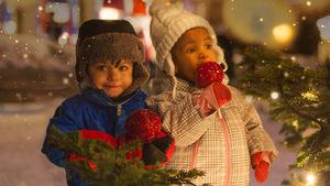 Njut av julstämning hela november och december