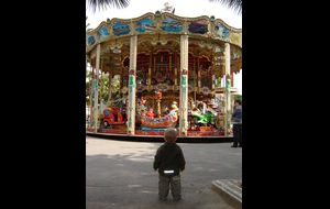 Fin karusell