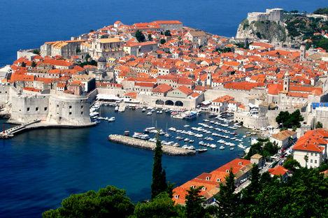 Dubrovnik är söderns pärla