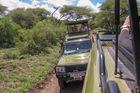 Tanzania och Zanzibar fasta avgångar