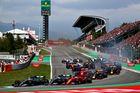 Formel 1 resa Spanien 2020 med transfer