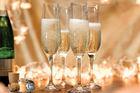 Fira nyår på Park Alandia Hotell