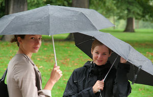 Inte utan mitt paraply