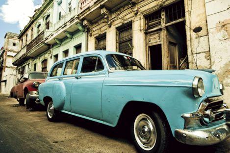 Legendariska Kuba