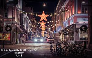Julhälsning från Norrköping